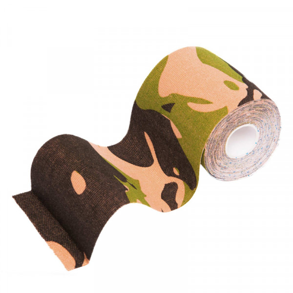 Kinesioteippi - DoYourSports - 5cm - Camouflage Jungle