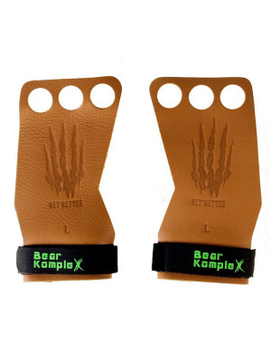 Bear KompleX 3 holes - Tan