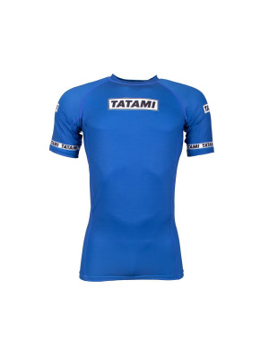 Rash Guard - Tatami Fightwear - 'Dweller' - Sininen