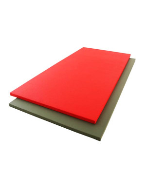 Tatami Traditionel Judo Matto, 1x2 m