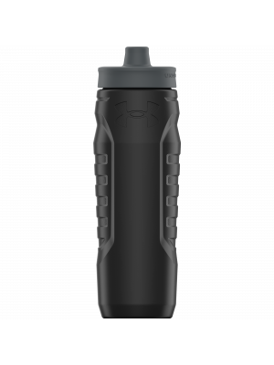 Water bottle - Under Armour - Sideline Squeeze - Black/Picth Grey - 950 mm