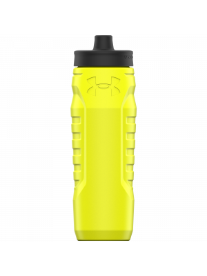 Water bottle - Under Armour - Sideline Squeeze - Hi-Vis yellow - 950 mm