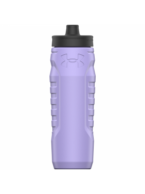 Water bottle - Under Armour - Sideline Squeeze - Planet Purple - 950 mm