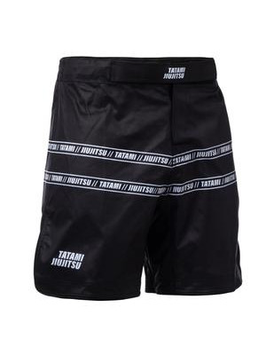 MMA shorts - Tatami Fightwear - 'Vengeance' - Black