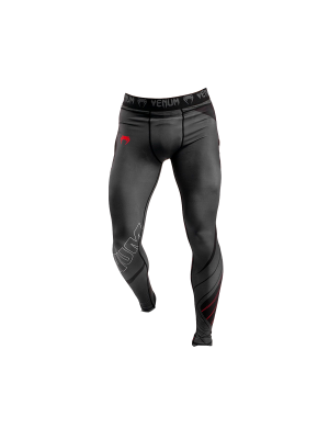 Spats - Venum - 'Contender 5.0' - Black/Red
