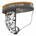 Shock Doctor Supporter med AirCore Flexible Cup - Sort